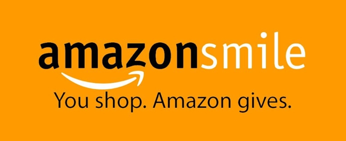 Shop and support us with Amazon Smile