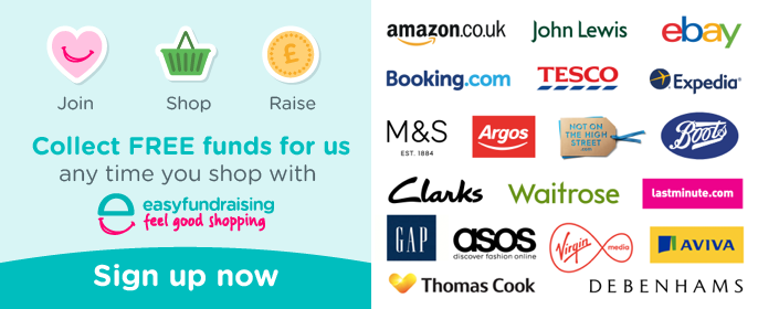 Shop with Easy Fundraising